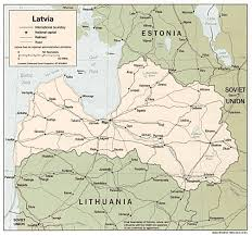 Map Of Spain And Surrounding Countries by Map Latvia And Borders Countries Latvia And Borders Countries Map