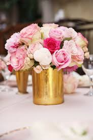 flower ideas light pink centerpieces for baby shower and white wedding