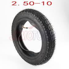 pneu chambre à air 2 50 10 pneu et chambre à air ensemble pour scooter poche mini pit