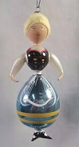 vintage italian blown glass olympic ornament ebay