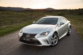 lexus rc lexus rc 200t 2016 specs and price cars co za