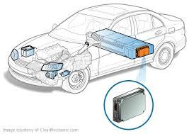hybrid battery control module