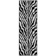 Black Runner Rug Surprising Black And White Runner Rug Simple Design Black Runner