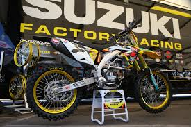 Blake Baggett First Look 2015 Bikes Of Supercross Motocross