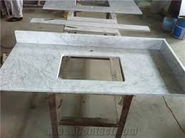 Marble Bathroom Vanity Tops by Bianco Carrara C Marble Vanity Top Carrara White Marble Bathroom
