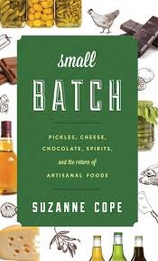 small batch pickles cheese chocolate spirits and the return