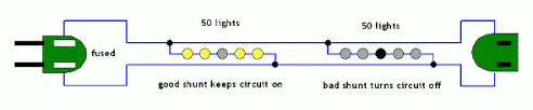 how to fix xmas lights on tree fun with christmas lights make