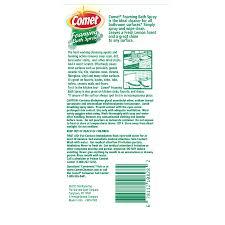 How To Clean A Bathtub With Comet Comet Fresh Scent Foaming Bath Spray 19 Oz Walmart Com