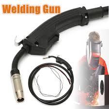 6 5ft 2m length replacement mig gun mig welder welding torch