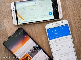 Offline Maps Android Google Maps Adds Offline Navigation And Search Android Central
