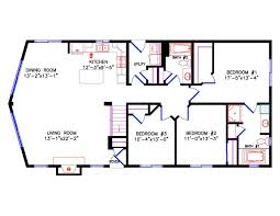 1 room cabin floor plans cottage