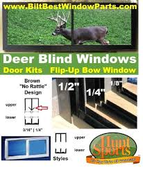 Best Bow Hunting Blinds Deer Blind Bow Hunting Stand Blind Windows Diy Plans Kits