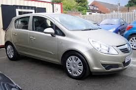 used vauxhall corsa gold for sale motors co uk