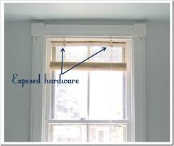 Blind Valance Best 25 Matchstick Blinds Ideas On Pinterest Natural Office