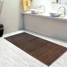 Bamboo Area Rugs Mats Bamboo Area Rug 9 12 Schwickart Me
