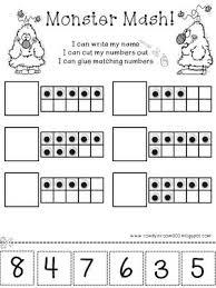 20 best number sense images on pinterest 10 frame maths and game