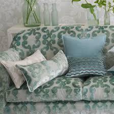 guild cushion iridato pale aqua