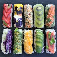 where to buy rice paper wraps fruit veggie rice paper rolls tag a friend you d like to try