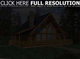 log home plans cabin southland homes lakefront danbury hahnow
