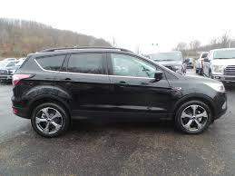Ford Escape Black - new 2017 ford escape suv se shadow black for sale in waynesburg oh