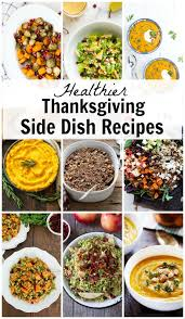 healthier thanksgiving side dish recipes spoonful of flavor