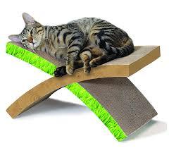Cat Lounge Scratcher Amazon Com Cat Hammock Scratcher Invironment Easy Life Cat