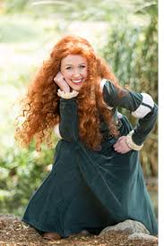 merida brave party character kids party characters rental toledo