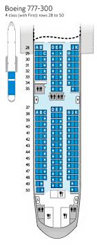 boeing 777 300er sieges traveller seat maps seating airways