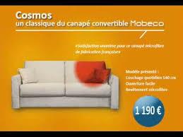 mobeco canapé canapés convertibles chez mobeco