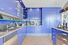 top 30 stylish modern blue theme kitchen collection plan n