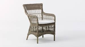 Modern High Back Dining Chairs Furniture Unique Rattan Chair For Indoor Or Outdoor Furniture