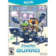 wii u game star fox guard digital version 045496336202