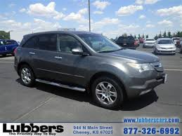 Used Acura Sports Car For Sale Used Acura Mdx For Sale In Wichita Ks Edmunds