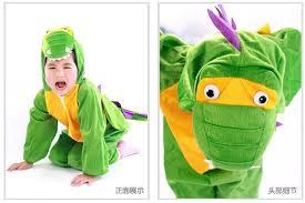 Kids Dinosaur Halloween Costume Wholesale Arts Animal Costumes Kids Dinosaur Carton Costume
