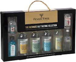 sainsburys kitchen collection fever tree ultimate gin and tonic collection set of 8 bottles