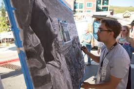arts festival makes one time date change parkrecord