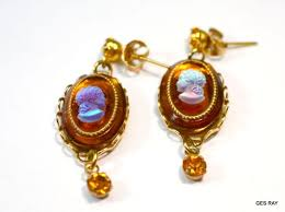 vintage earrings 201 best jewelry antique vintage earrings images on