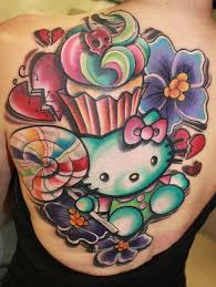 the best u0026 worst hello kitty tattoos 1
