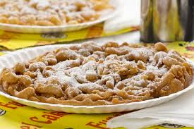 easy funnel cakes mrfood com