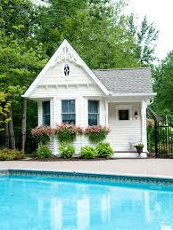 Backyard Pool House by Victorian Pool Ideas U0026 Design Photos Houzz