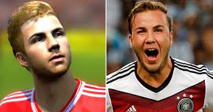 Mario Gotze Hairstyle Fifa 15 Fan Breaks Controller After Missing Penalty With Mario