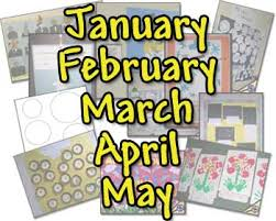 monthly bulletin board ideas