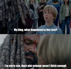 Memes Of The Walking Dead - best memes fromthis week s episode of the walking dead some guy