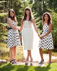 Gorgeous Wedding Gowns Martha Stewart by How Real Brides Wore Short Wedding Dresses Martha Stewart Weddings