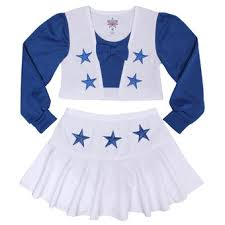 Dallas Cowboys Cheerleaders Halloween Costume Dallas Cowboys Halloween Football Costumes Cowboys Cheerleading