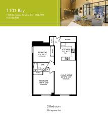 toronto floor plans 1101 bay street floor plans toronto canada