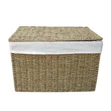 lidded seagrass storage baskets u2013 dihuniversity com