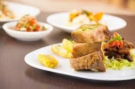 cuisine poulet recette poulet créole aux bananes plantain