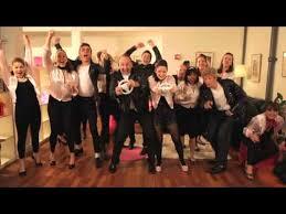 grease u0027pink ladies party u0027 spot youtube