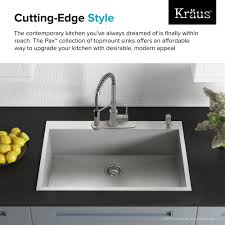The Kitchen Collection Inc Stainless Steel Kitchen Sinks Kraususa Com